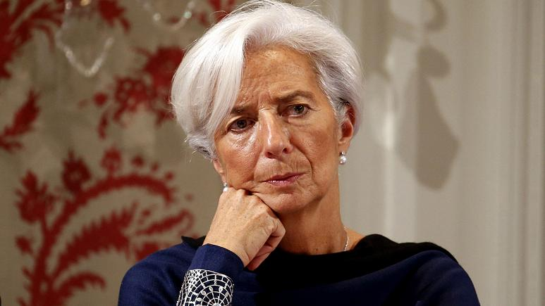 Christine Lagarde, International Monetary Fund (IMF) chief