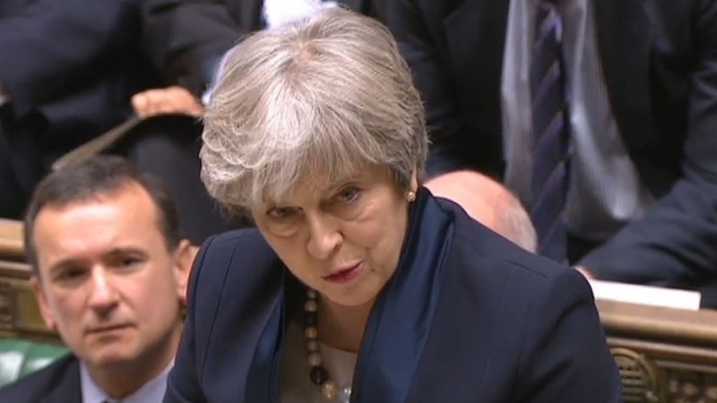 Theresa May,British Prime Minister