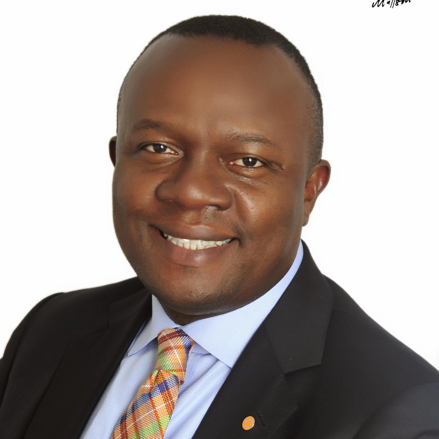 Valentine Ozigbo, managing director/CEO Transcorp Hotels Plc