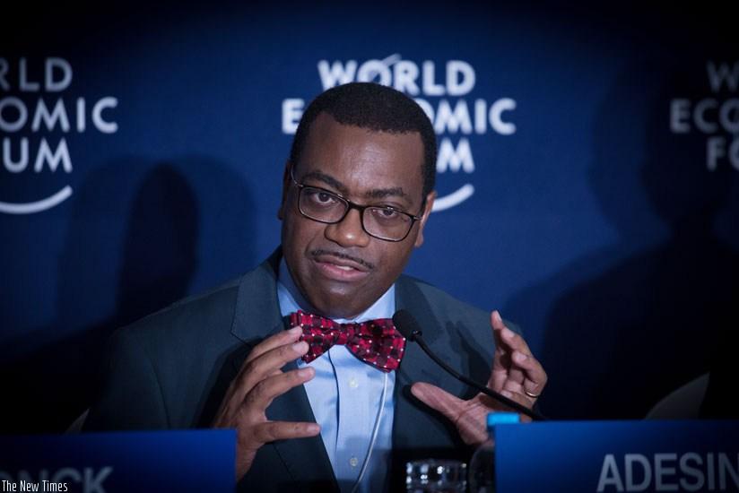 Akinwumi Adesina, head, African Development Bank( AfDB)
