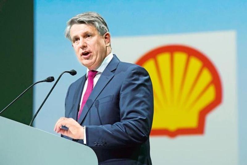 Ben van Beurden, Shell's chief executive