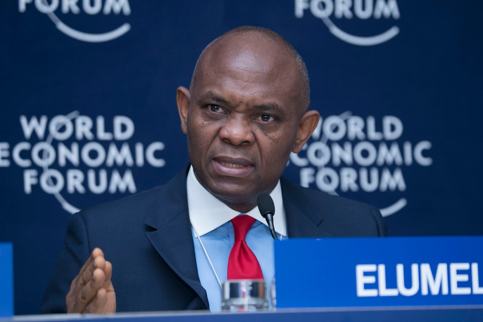 Tony Elumelu, the chairman, United Bank for Africa (UBA) Plc, and founder, Tony Elumelu Foundation