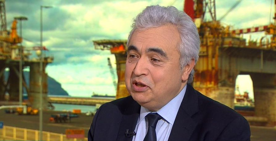 Fatih Birol, International Energy Agency (IEA) Chief Economist
