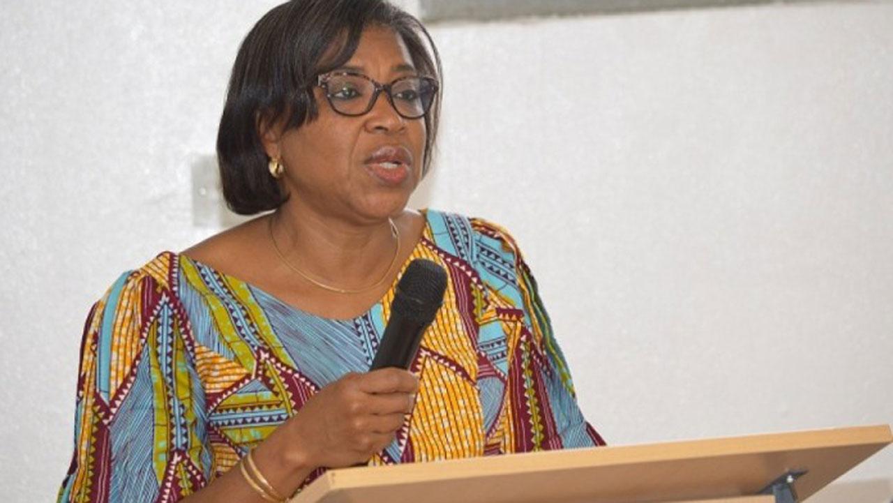Patience Oniha, director-general, Debt Management Office, Nigeria