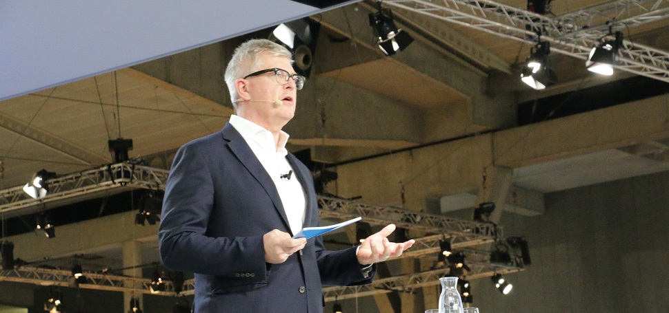 Borje Ekholm, Ericsson CEO