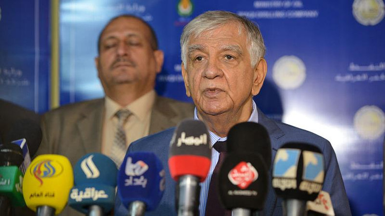 Jabar al-Luaibi, Iraqi oil minister