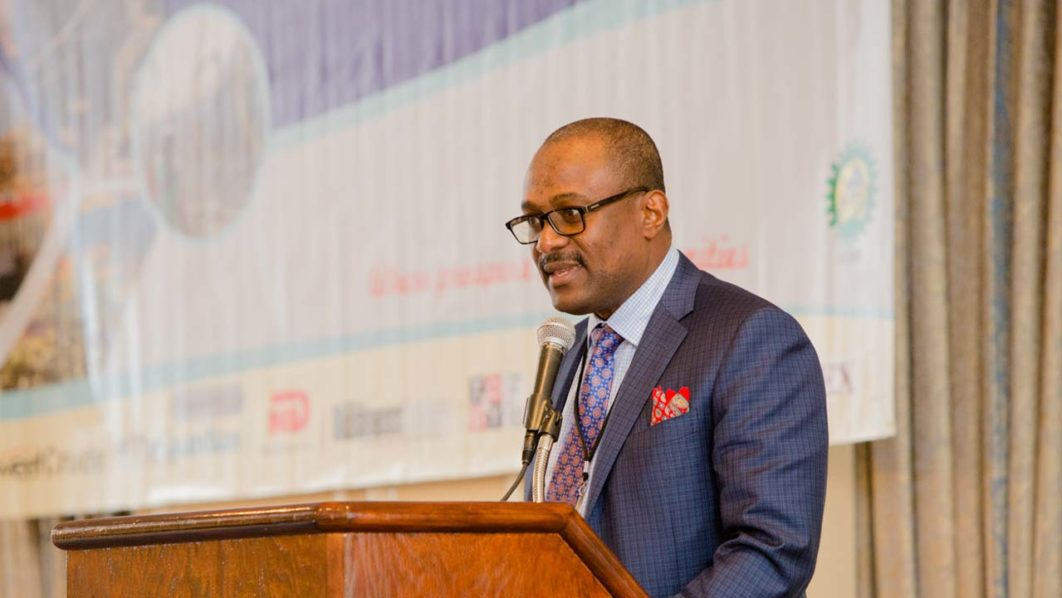 Simbi Wabote, executive secretary of the Nigerian Content Development and Monitoring Board