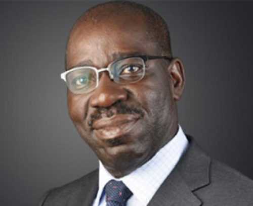Godwin Obaseki, Edo State Governor