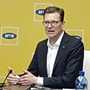 Rob Shuter, MTN CEO,