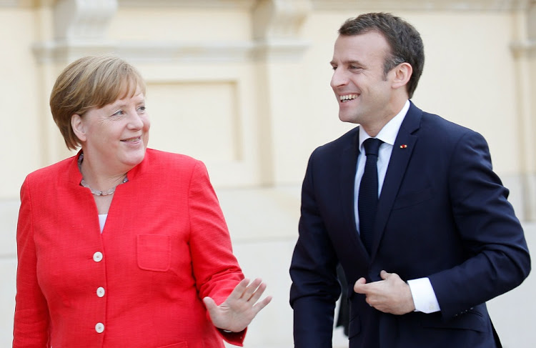 Angela Merkel's Conservatives block