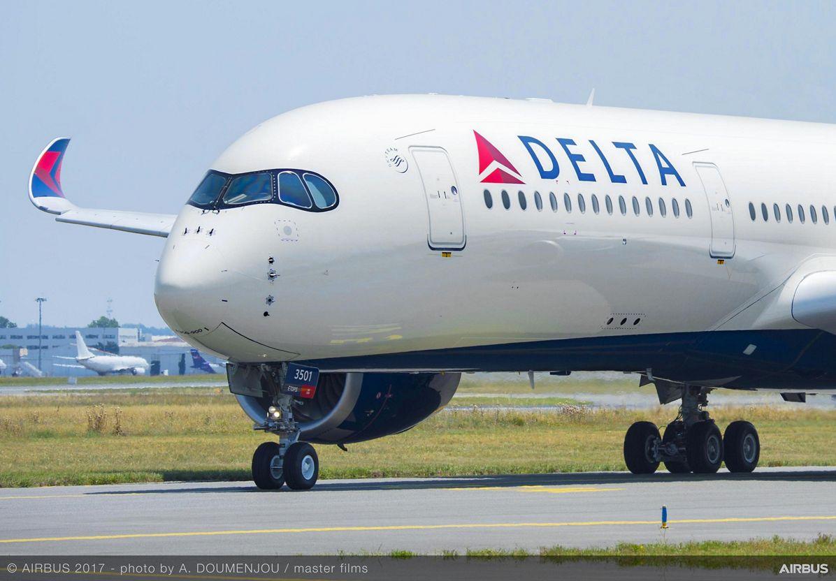 Delta Airlines, Delta Air Lines