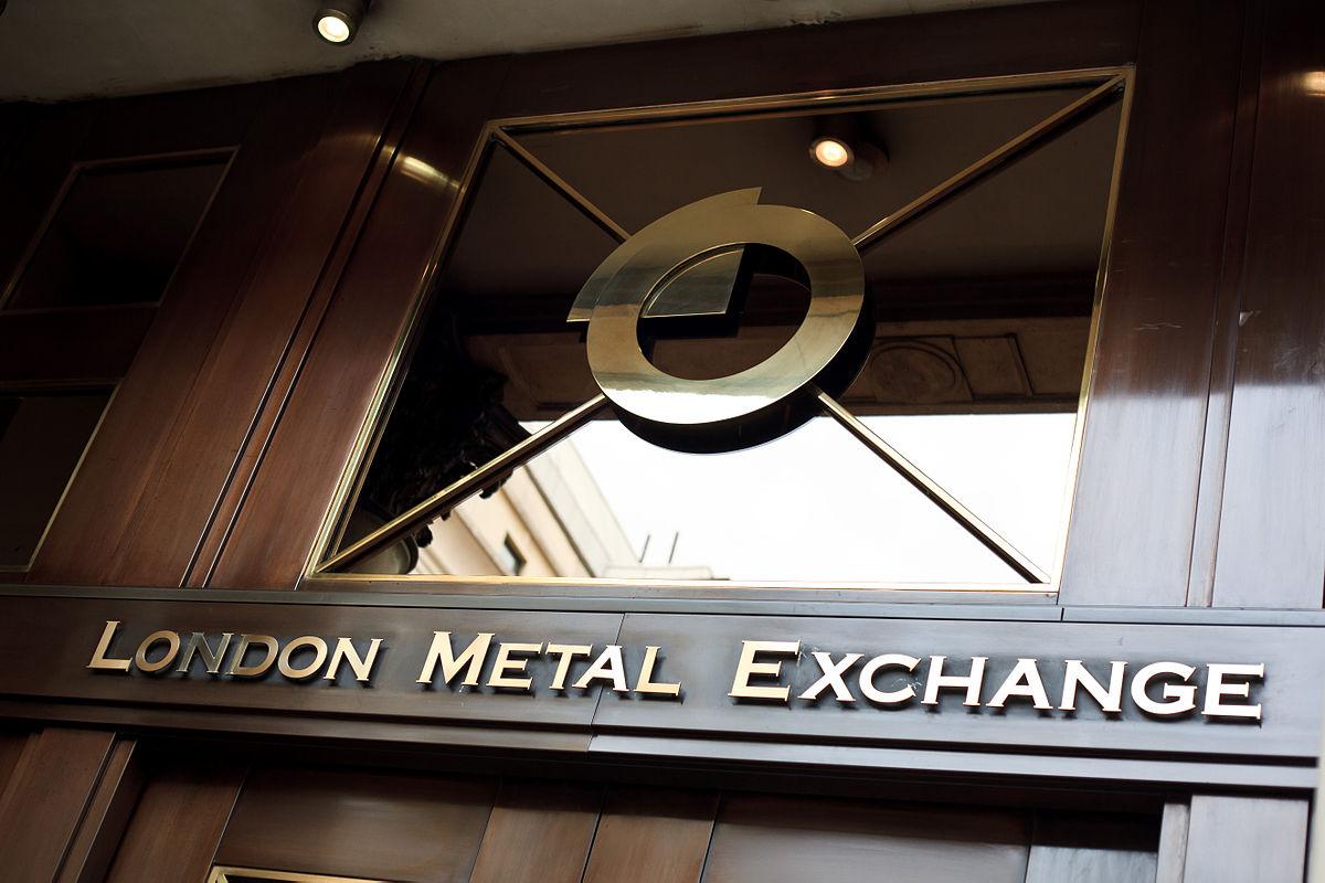 London Metal Exchange, LME