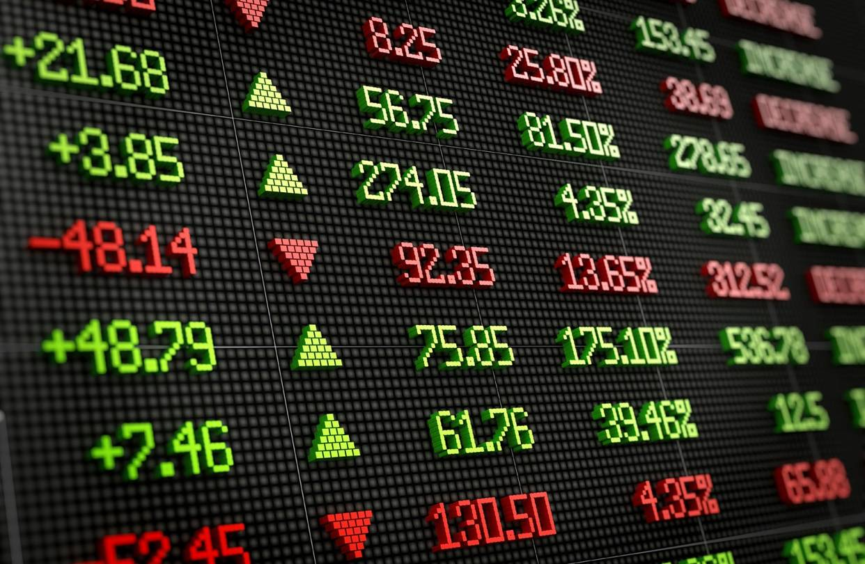 Stocks, bellwethers