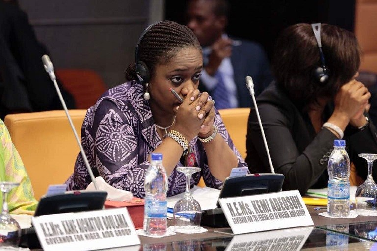 Kemi-Adeosun's resignation