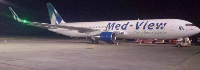 Medview Airline prepares for hitch-free hajj operations