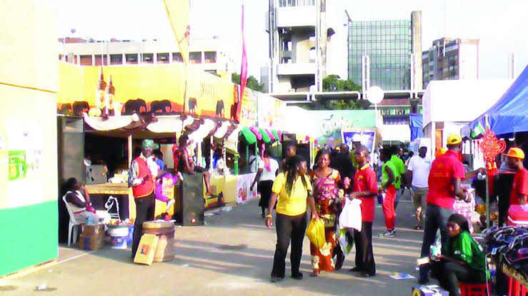 Lagos Int'l Trade Fair targets 500,000 visitors - BusinessAMLive
