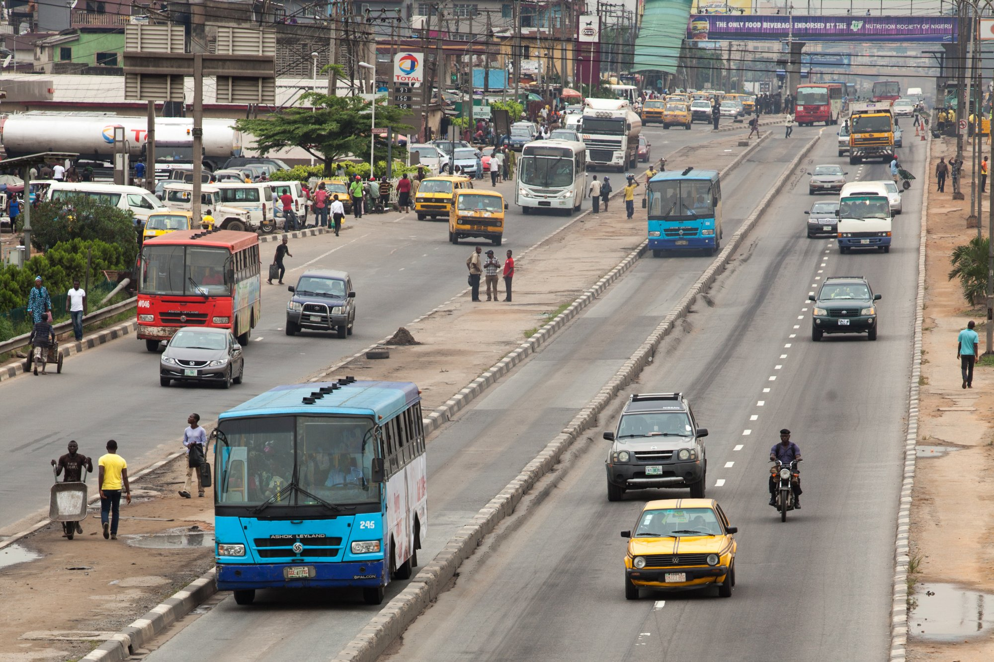 Where is the transparency? Accounting for road projects in Lagos ...