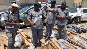 Customs DI saved Nigeria N368.7bn, says ex-NAGAFF boss