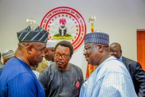 Nigerian law makers will demand accountability in power sector, says senate president