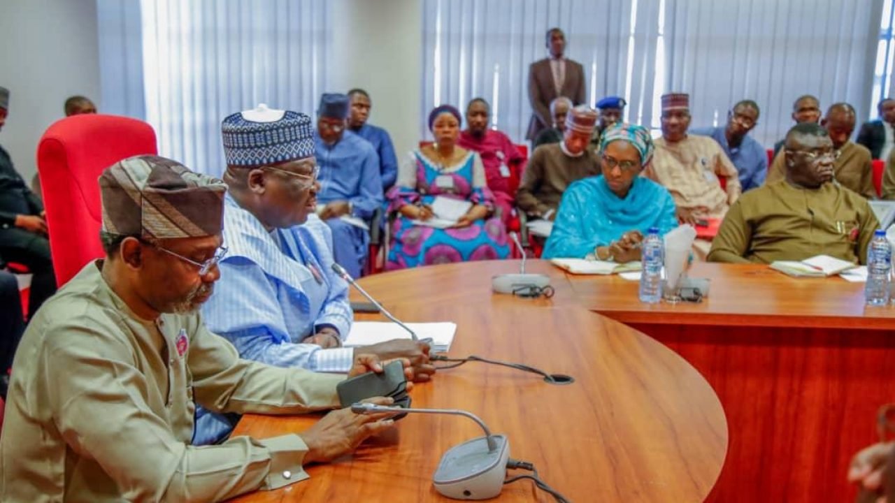Image result for Nigerian Legislators demand increased funding for Assembly committees