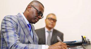 Sanwo-Olu presents N1trn 2020 budget