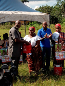 Two south-east communities gain from UKAID, AE-FUNAI, Techno Oil, Africare LPG access project