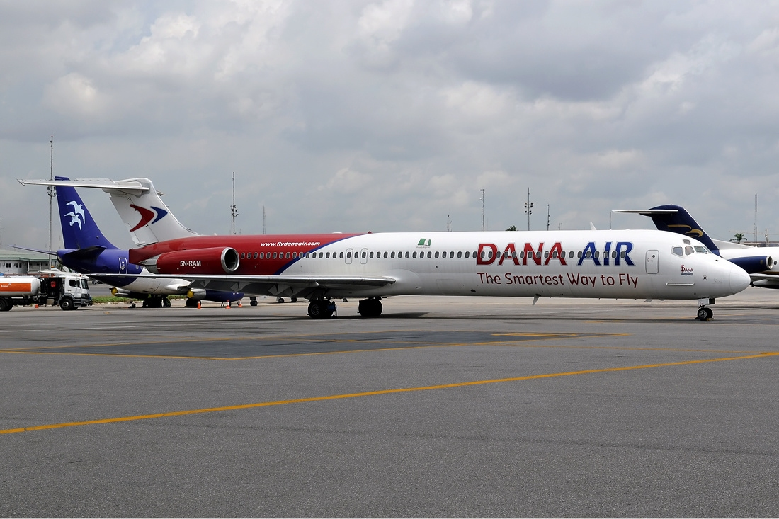 Dana Air reviews routes expansion plans ahead yuletide