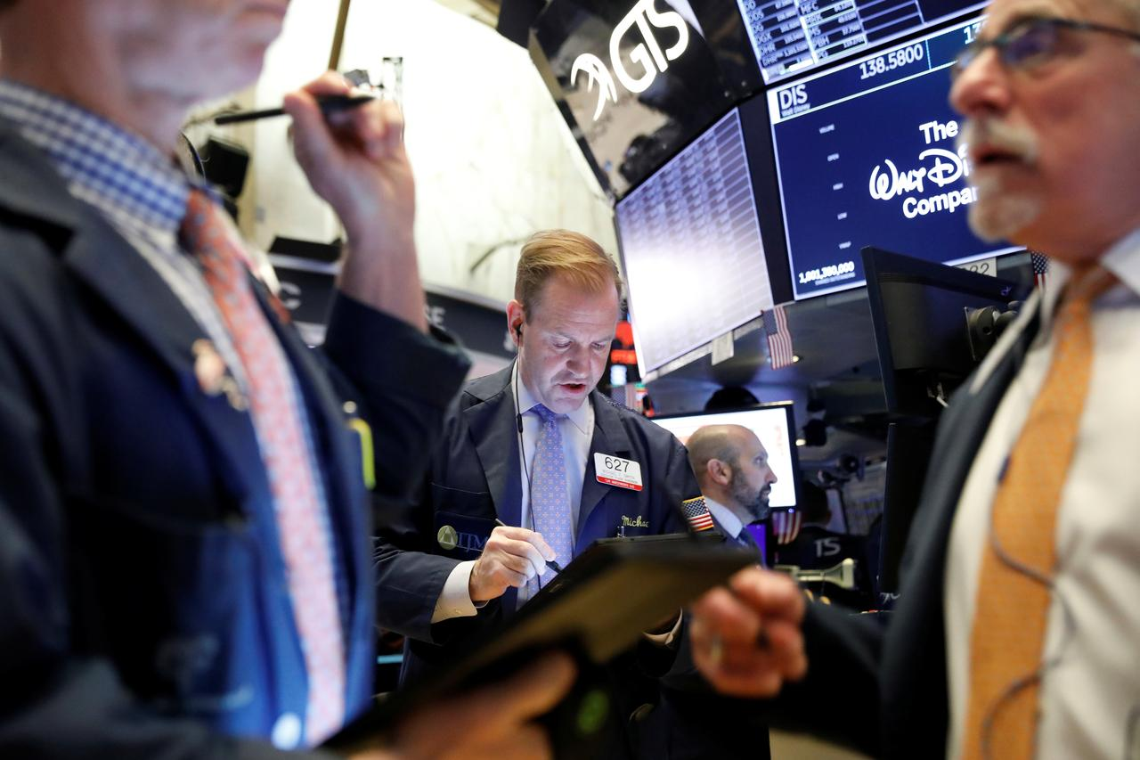 Trade optimism, earnings power Wall Street to another record high