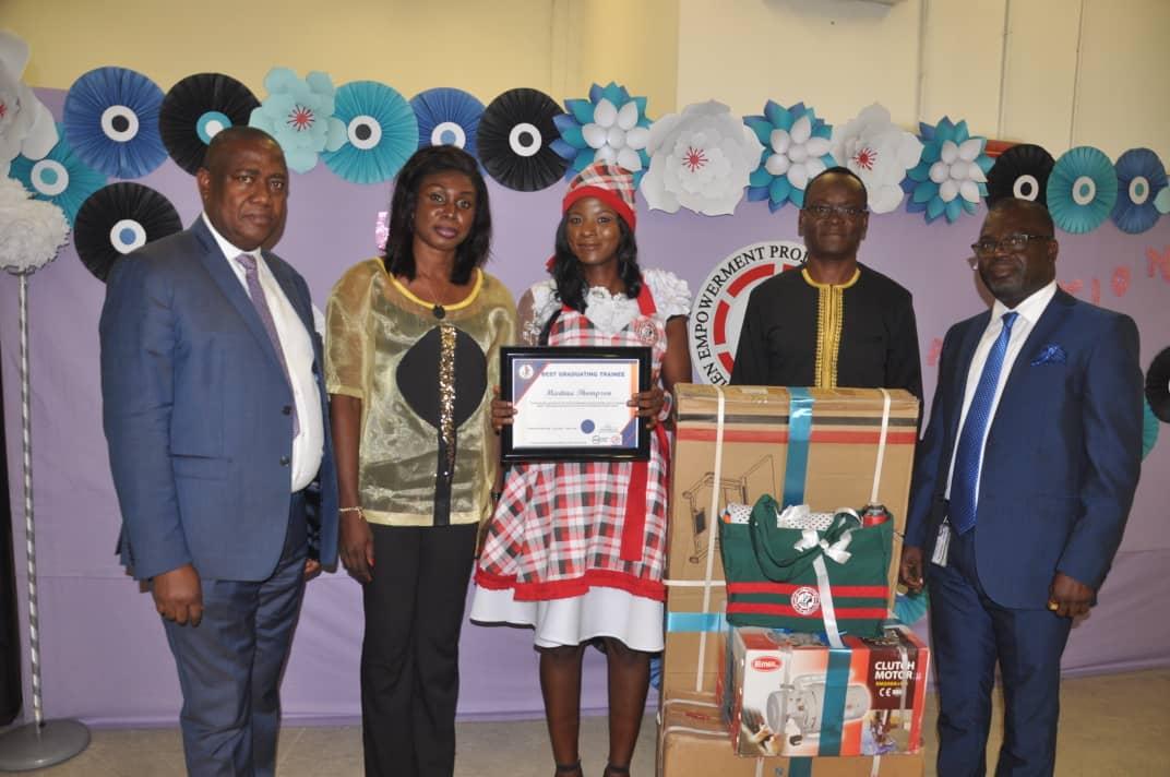 84 women graduate from Intels' empowerment programme in Rivers