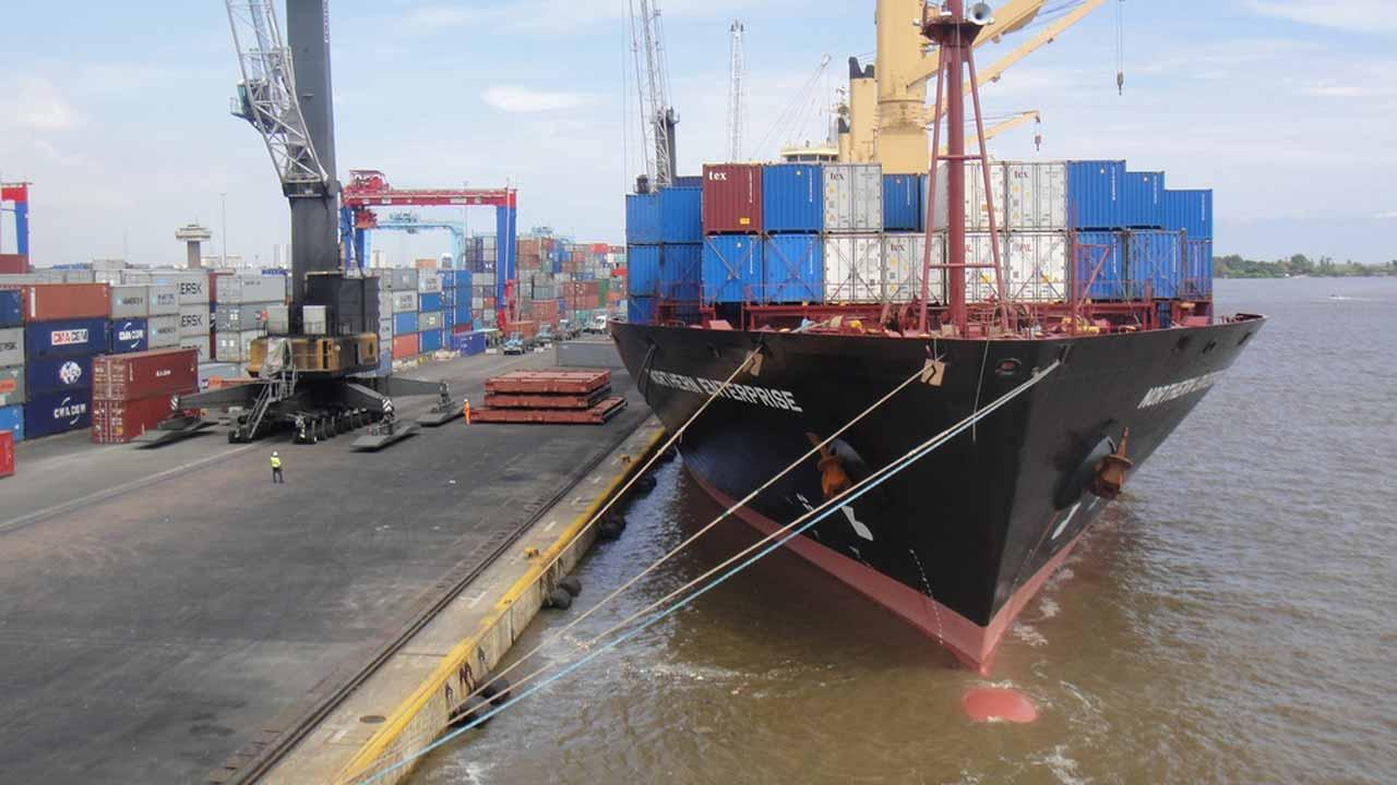 Tin Can ports in Lagos