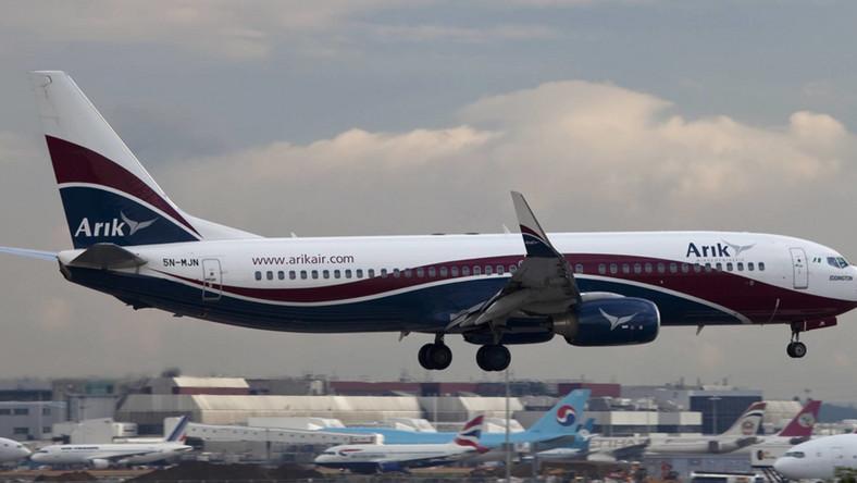 Arik Air completes C-Check on 2 planes ahead yuletide