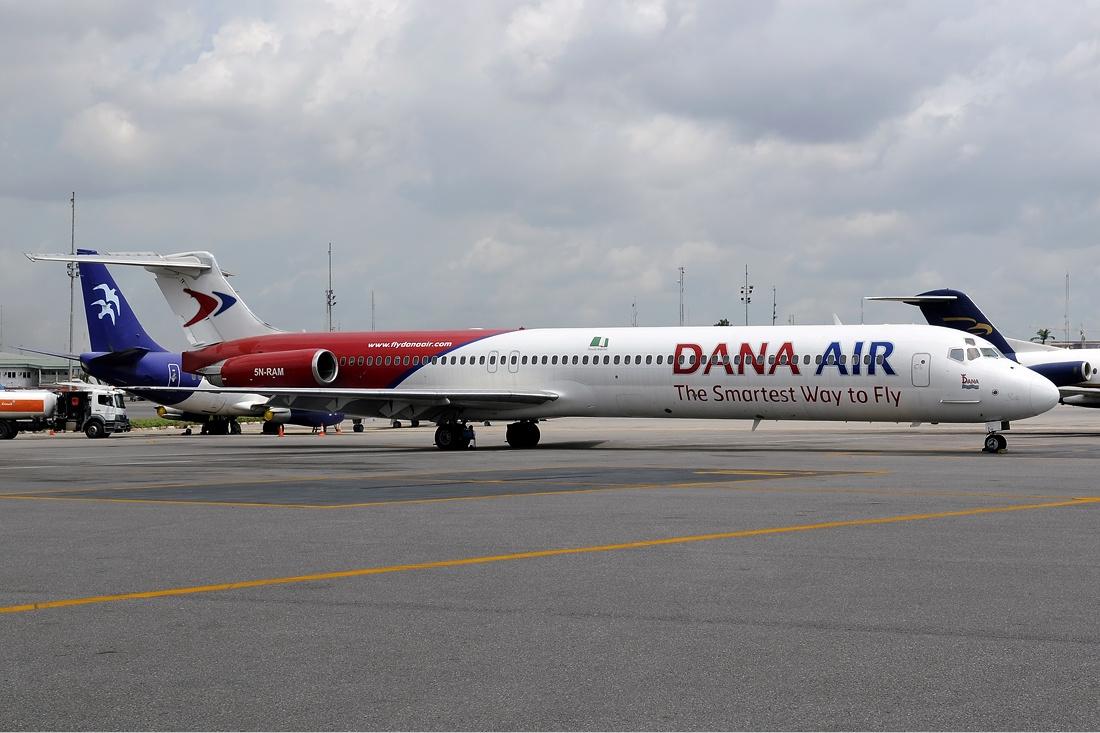 Dana Air gets recognition for seamless passenger facilitation