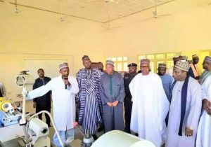 Dangote, African biggest entrepreneur, rolls out support plan for Kano Skills Acquisition Centre