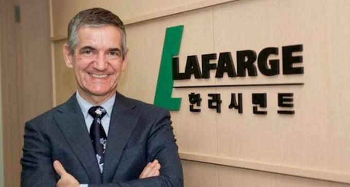 Michel Puchercos resigns as Lafarge MD, joins rival Dangote Cement