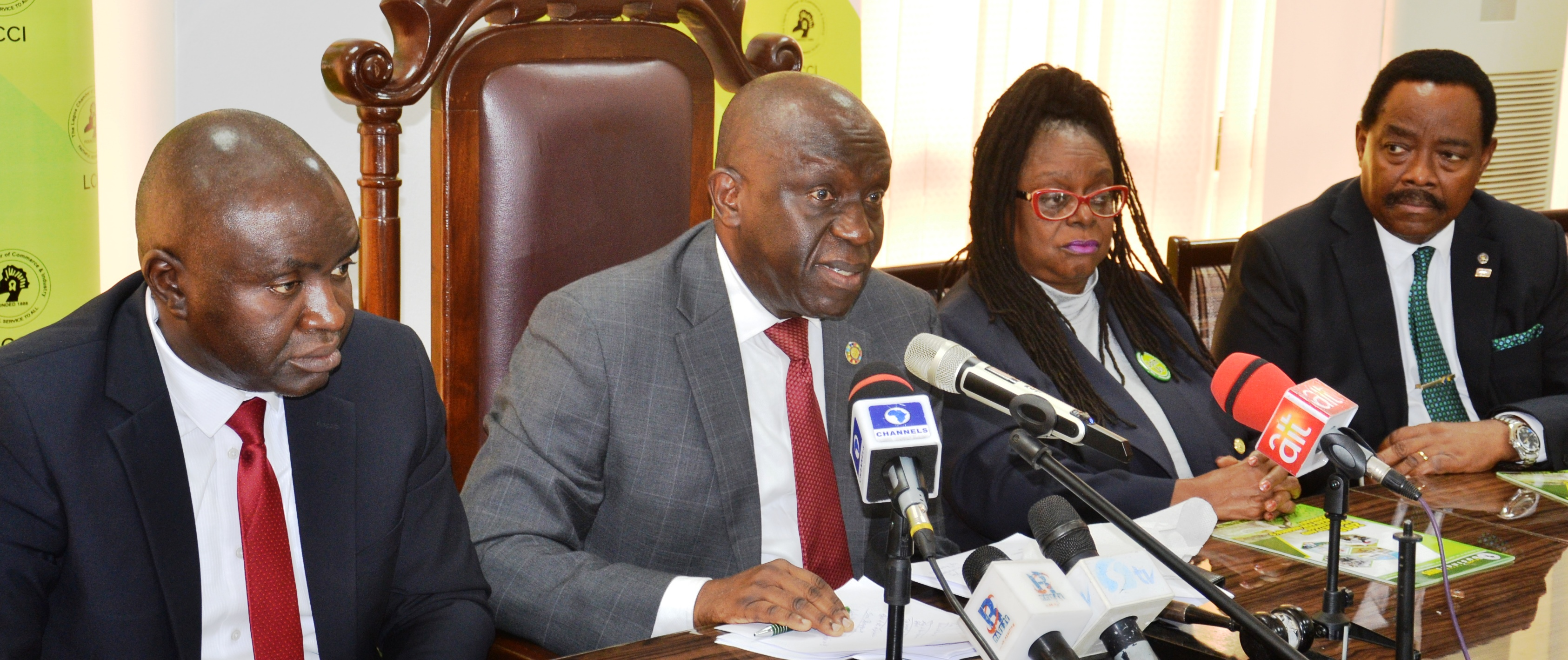 LCCI releases 2019 Economic Review, outlook for 2020