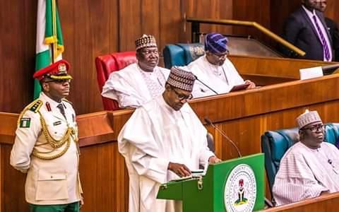 National Assembly transmits 2020 budget to Buhari
