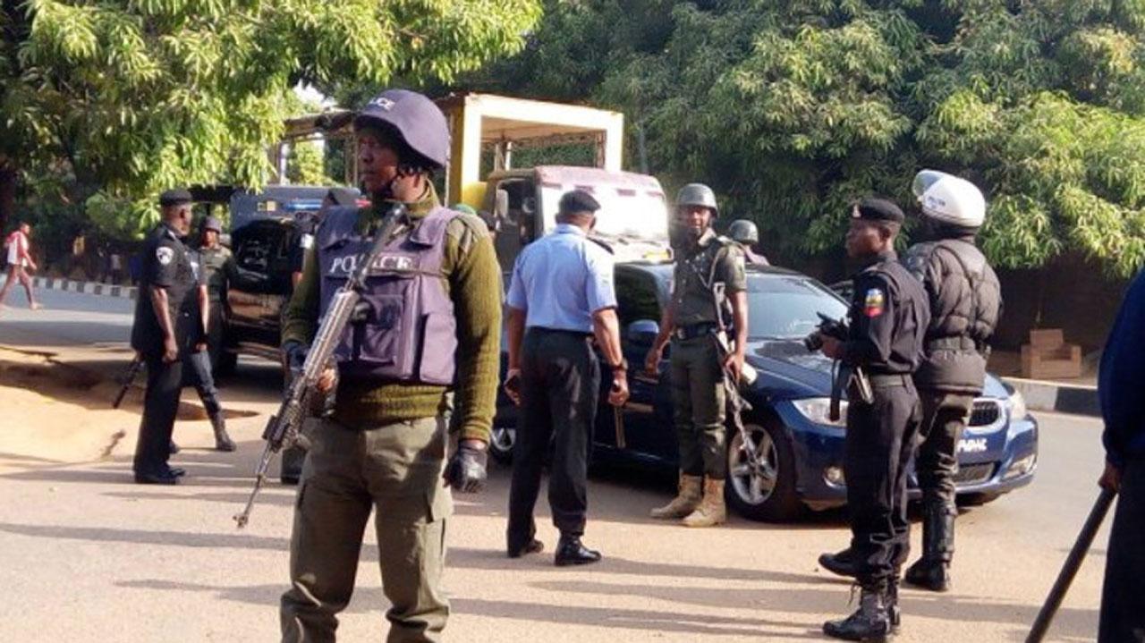 President Buhari promises adequate funding for Nigeria police