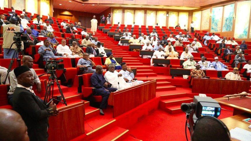 Senate begins consideration of FG's external borrowing request