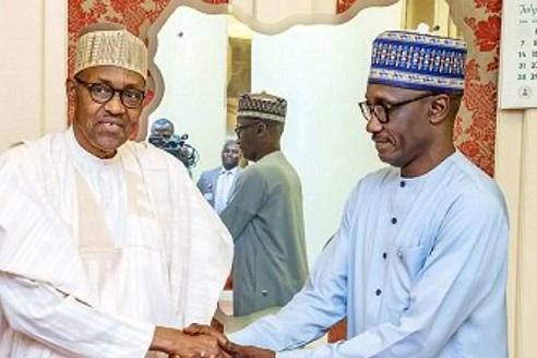 Buhari meets NNPC GMD, Mela Kyari again over oil prices