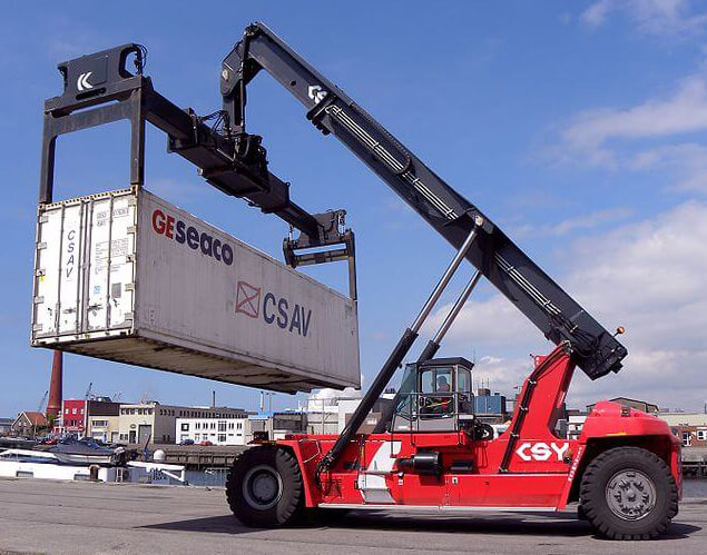 LADOL, Mammoet seal deal for supply of industrial cargo handling equipment