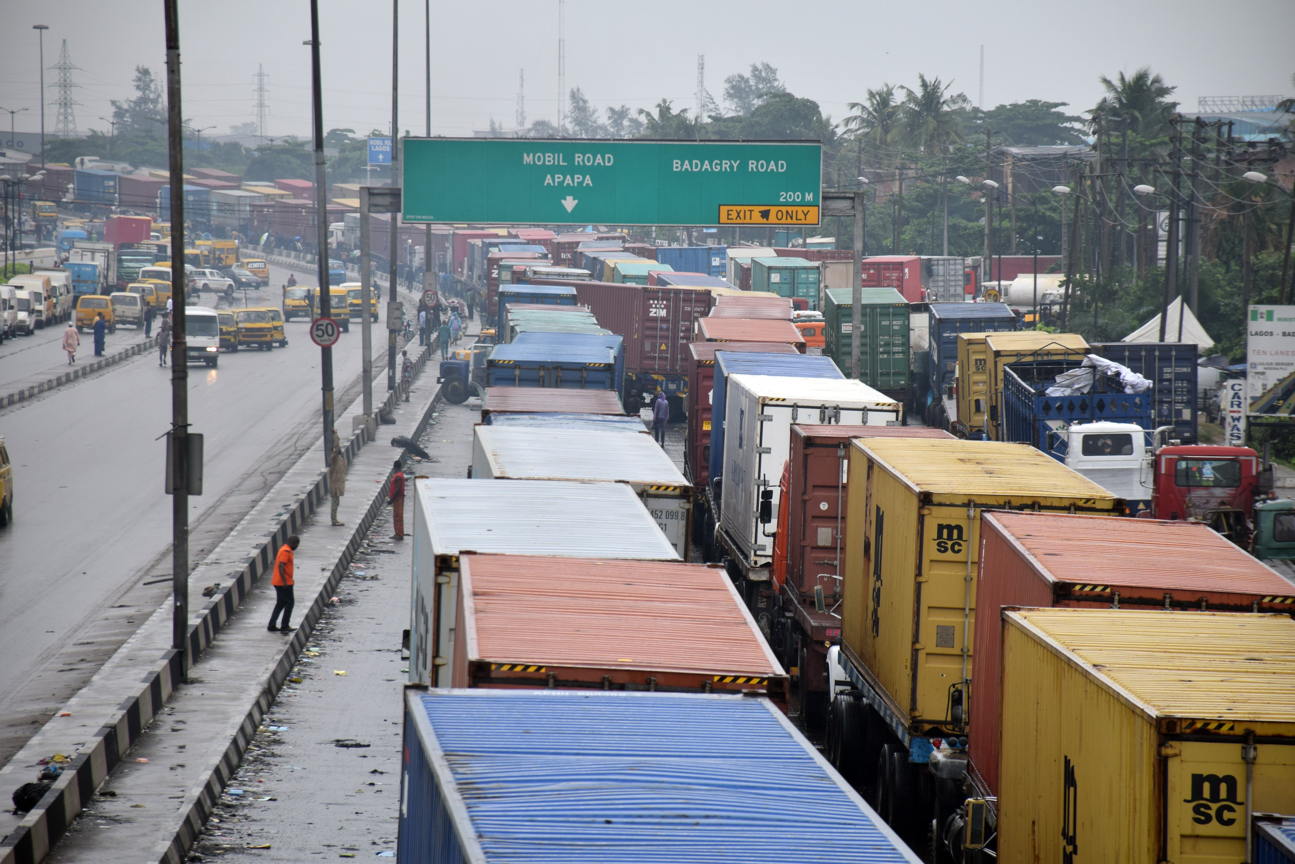 Shippers council revives evacuation of cargoes by rail at Apapa port