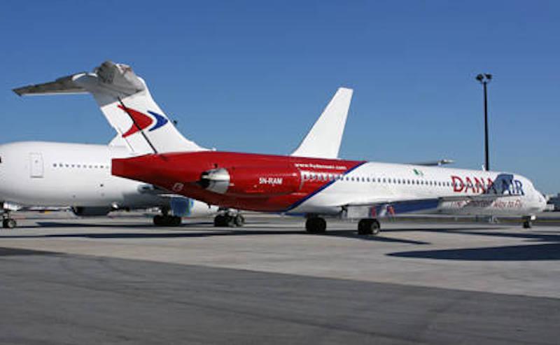 Dana Air passenger throughput to hit 7.2m in Q1