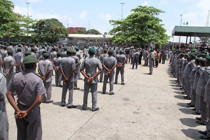 Senate cries out after Customs spends N1.6bn to recruit 3,200 people