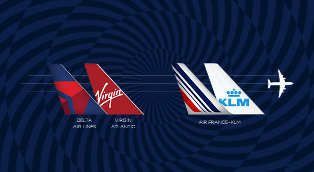 Air France, KLM, Delta Airlines, Virgin Atlantic pull $13bn joint venture for European, American routes