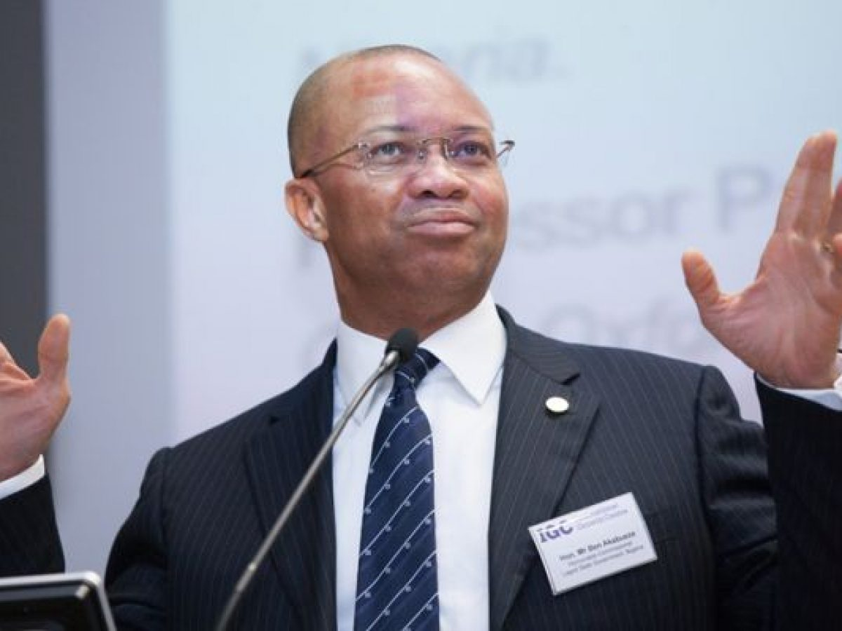 Covenant University's CEPDeR pulls in Akabueze for roundtable on budget