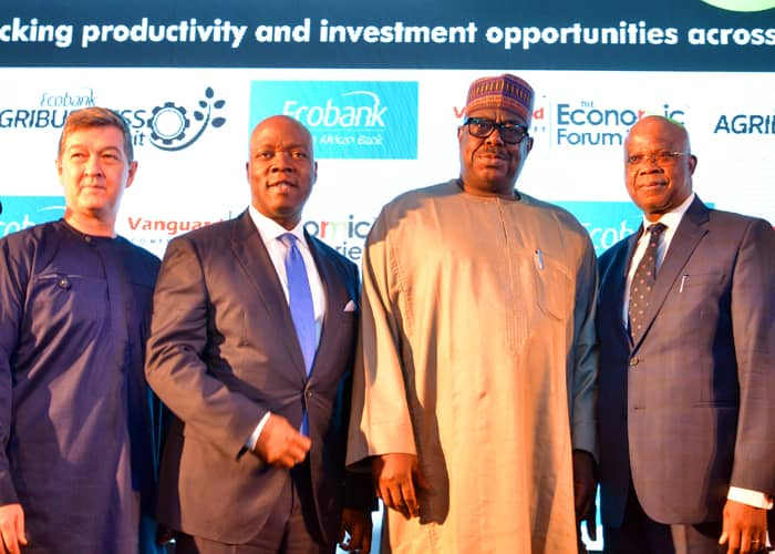 Food security critical to national security – Ecobank MD