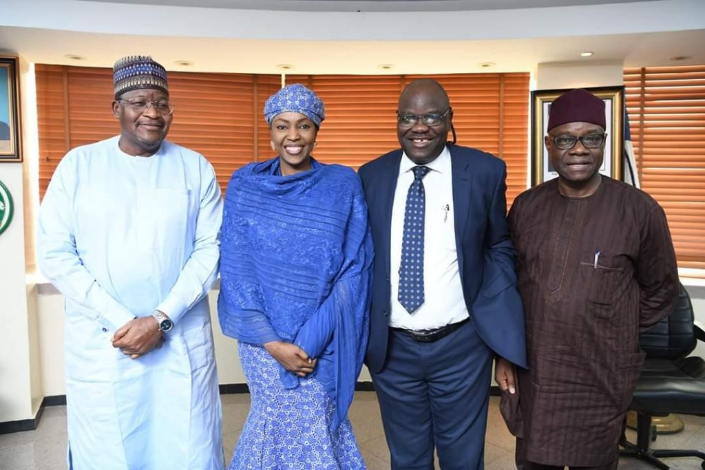 NCC, NIPOST to explore collaborations for effective mandate delivery