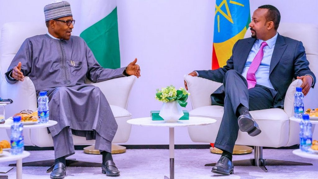 Nigeria, Ethiopia sign visa waiver agreement, MoU on defence cooperation