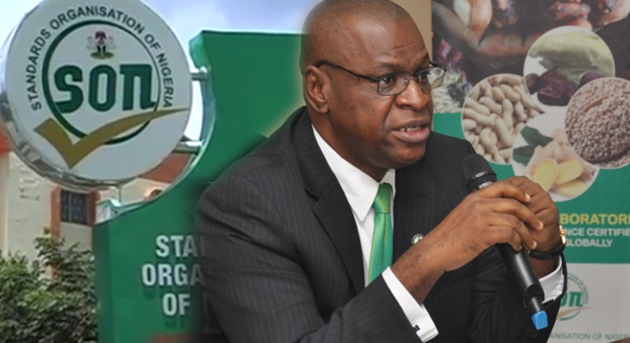 Alleged N84bn port loss: Only non-compliant importers have problems with pre-shipment automation, says SON