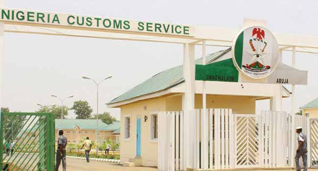 Customs seize 944 cartons of frozen poultry products in Ogun